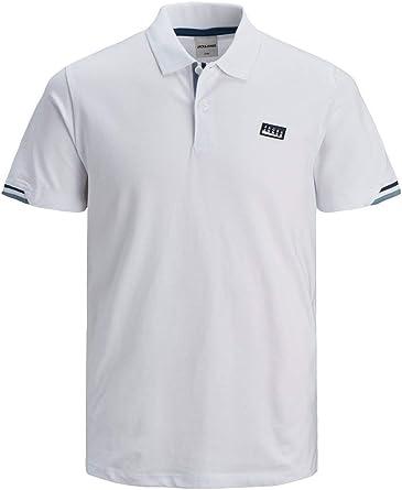 Jack /& Jones Jcocharming Polo SS Noos Camiseta Hombre