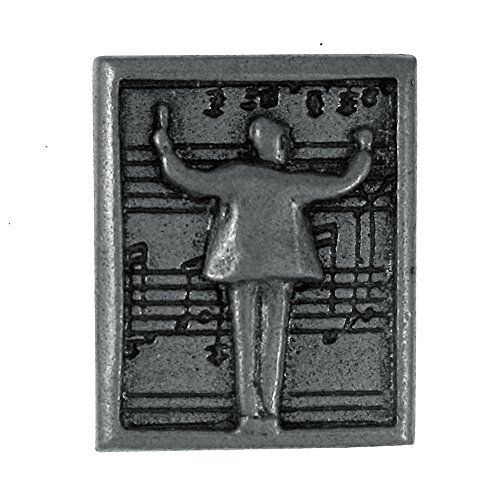Music Conductor Lapel Pin - 1 Count