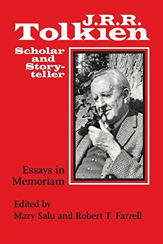 J. R. R. Tolkien, Scholar and Storyteller: Essays in Memoriam by Cornell University Press