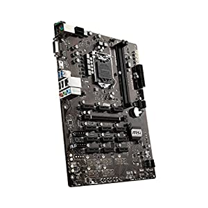 MSI H310-F PRO ATX Intel Coffee Lake LGA 1151 Mining Motherboard