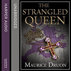 The Strangled Queen Audiobook