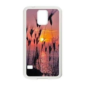 Sunset Unique Design Case for SamSung Galaxy S5 I9600, New Fashion Sunset Case