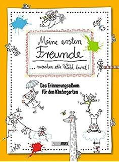 Meine Kindergarten-Freunde - Janosch: Amazon.de: Janosch: Bücher