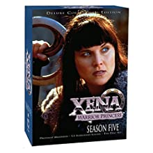 Xena Warrior Princess - Season Five (1995)