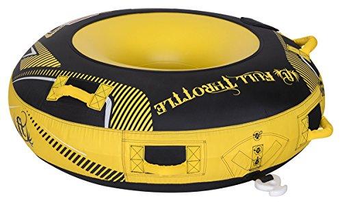 Shot Towable Tube - Full Throttle Hole Shot Towable Tube, Yellow