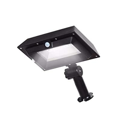 0 ℃ Outdoor 30 LED Solar Powered LED Proyector PIR Movimiento Sensor Reflector Exterior Seguridad Luz