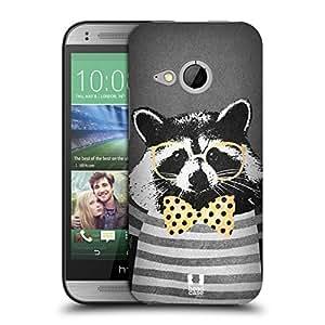 Head Case Designs Raccoon Super Posh Hard Back Case for HTC Desire 620 / 620 Dual Sim