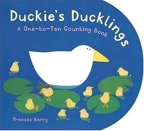 Read Online Duckie's Ducklings: A One-to-Ten Counting Book pdf epub