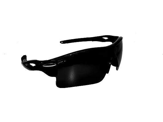 Gafas de Ciclismo. Polarizadas. Protección UV400. Fundas Rígida y de Tela Incluidas: Amazon.es: Deportes y aire libre