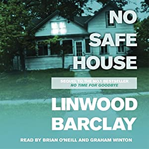 No Safe House Audiobook