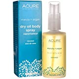 ACURE Organics Dry Oil Body Spray - Coconut 2 fl oz (59 mililiter)