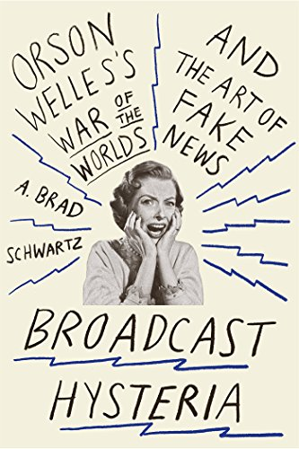 Broadcast Hysteria: Orson Welles's War of the Worlds and the Art of Fake News]()