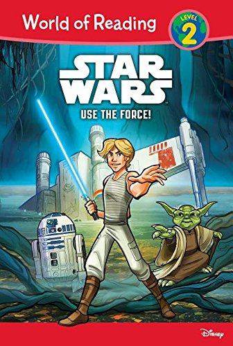 Use the Force! (Star Wars: World of Reading, Level 2) PDF