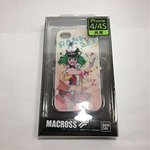 マクロスF 娘フェス iPhone4/4Sカバー 娘フェスランカ キャラクタージャケット