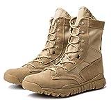 Mens' Ultra-Light Combat Boots Military Tactical
