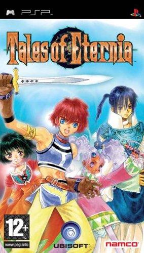 Tales of Eternia (PSP)