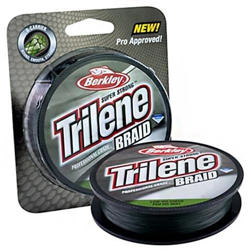 Trilene Braid – Professional Grade, 10lb | 4.5kg, 150yd | 137m Superline – 10lb | 4.5kg – 150yd | 137m