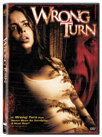 DVD : Wrong Turn (2003)