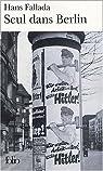Seul dans Berlin par Fallada