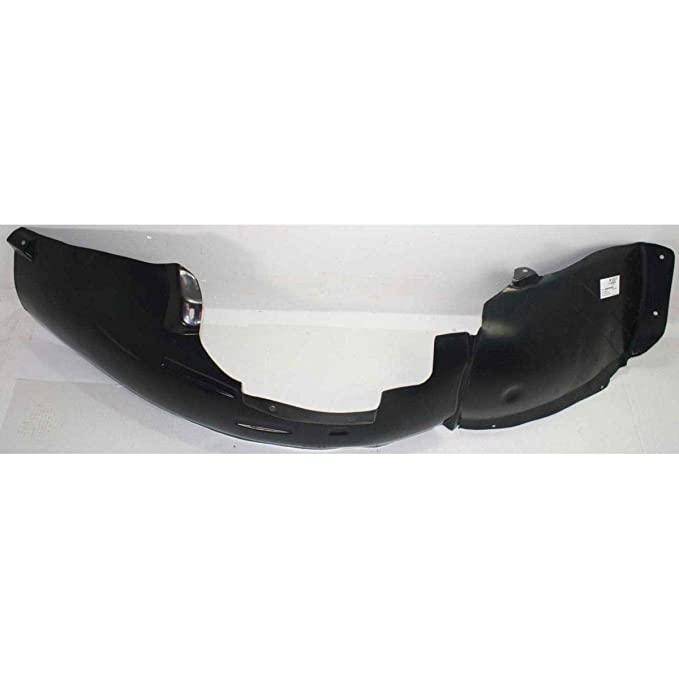 Splash Shield Fender Liner New Front Right Hand Passenger Side RH CH1249131