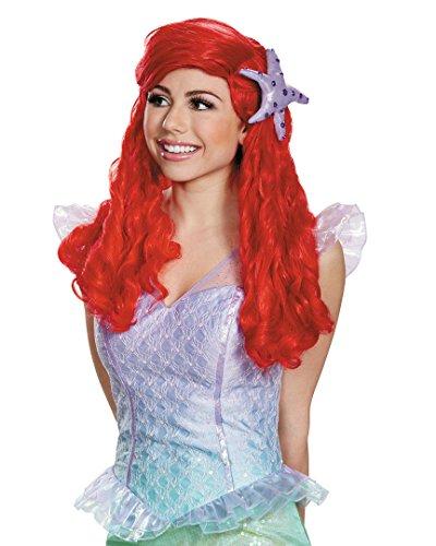 Disgu (Ariel Red Wig)