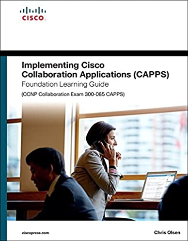 implementing cisco collaboration applications capps foundation rh amazon com CCNP Vagas ccnp wireless study guide pdf