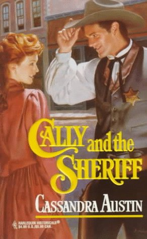 book cover of Cally and the Sheriff