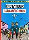 Spirou et Fantasio, tome 7 : Le Dictateur et le champignon par Franquin