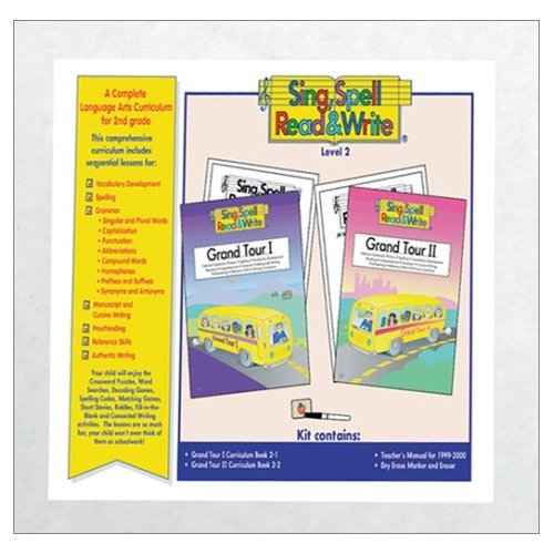 Sing, Spell, Read & Write Level 2 Kit (2nd Grade)