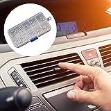 Stylishbuy Auto Accessoires Kits 55PCS Seals Metal Automotive Repair Tool Car Air Conditioning Valve Core Black Rubber Assortment Kit