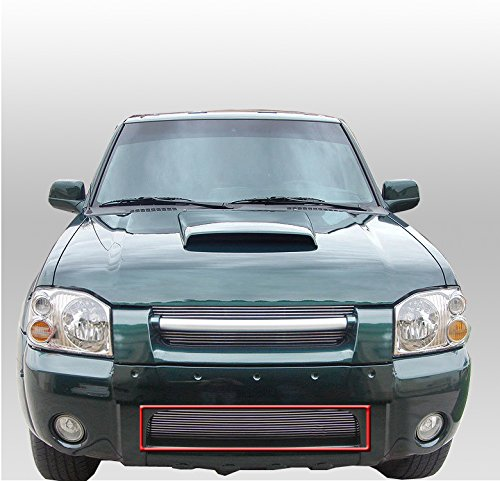 01 nissan frontier front grill - 8