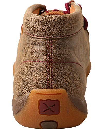 Twisted X Women's Mahogany Diamond Driving Mocs Moc Toe - Wdm0071 Brown buy cheap with mastercard discount collections reliable i7h9gmKg9