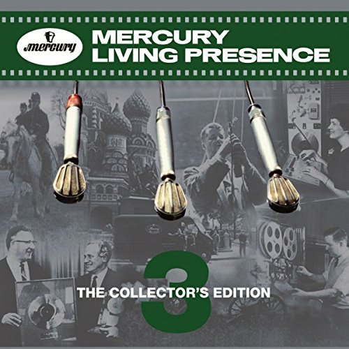 Mercury Living Presence Vol. 3 [53 CD Box (Presence Chamber)