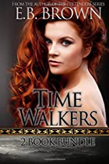 Time Walkers: 2 Book Bundle: The Legend of the Bloodstone & Return of the Pale Feather Paperback