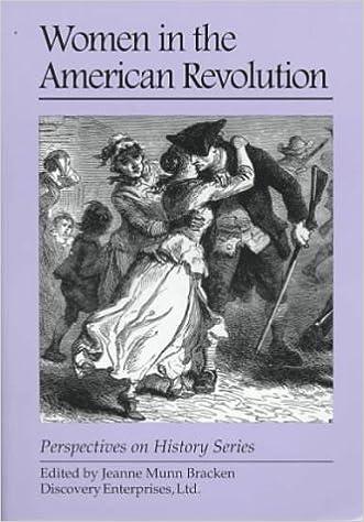 womens role in american revolution
