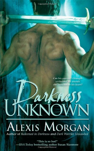 book cover of Darkness Unknown