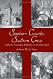 img - for Southern Crucifix, Southern Cross: Catholic-Protestant Relations in the Old South (Religion & American Culture) book / textbook / text book