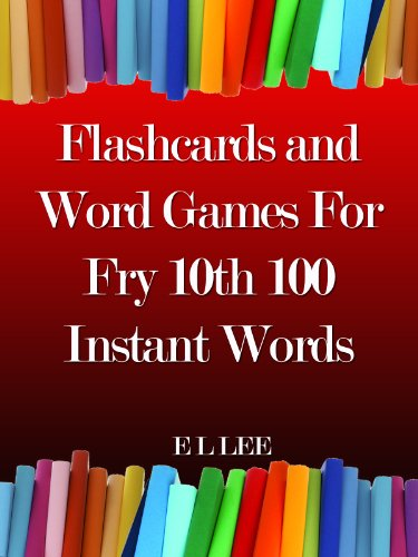Amazon com: Flashcards and Word Games For Fry's 10th 100