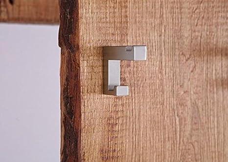 Wandgarderobe Woodline Astor Wohnideen Eiche Massiv Holz Massivholz