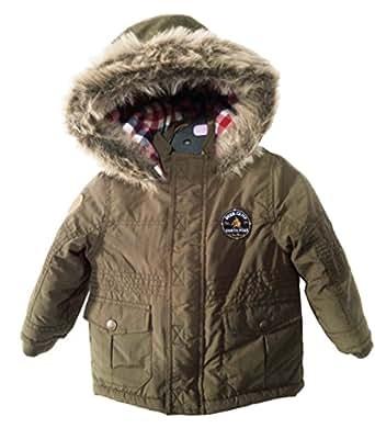 Amazon.com: Baby Little Boys Coat Thick Winter Warn Fleece