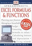 Excel Formulas and Functions, Robert Dinwiddie, 0789484102
