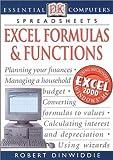 Excel Formulas and Functions, Robert Dinwiddie, 0789484102