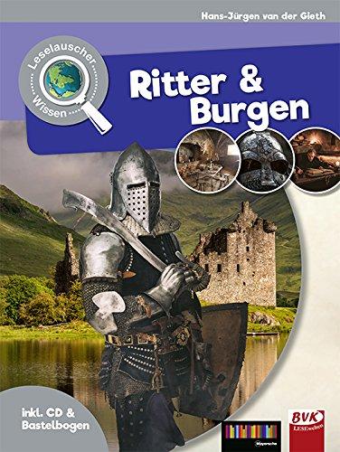 Leselauscher Wissen:Ritter und Burgen (inkl. CD & Bastelbogen)
