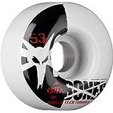Bones STF Street Tech Formula Skateboard V4 Wheels (Standard, Set of 4)