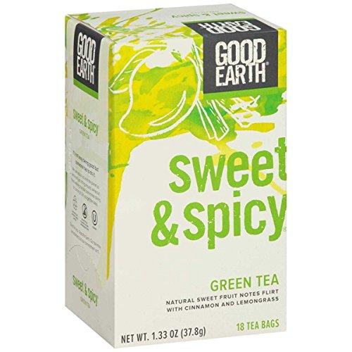 Green Tea; Sweet & Spicy , Pack of 6