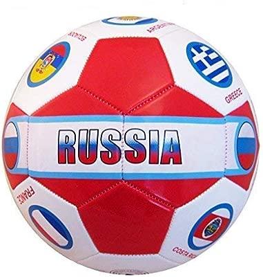 Nuevo Premium tamaño oficial balón de fútbol Rusia Copa del Mundo ...