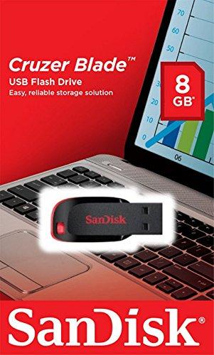 SanDisk Cruzer Blade 8GB (10 pack) SDCZ50-008G by SanDisk