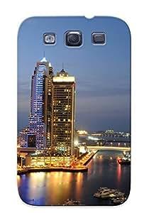 Design High Impact Dirt/shock Proof Case Cover For Galaxy S3 (dubai )