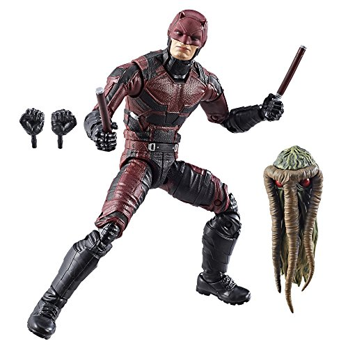 Marvel Knights Legends Series Daredevil, (Marvel Heroes Daredevil Costumes)