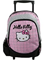 Hello Kitty - Sac A Roulette 40X30X15Cm Hello Kitty